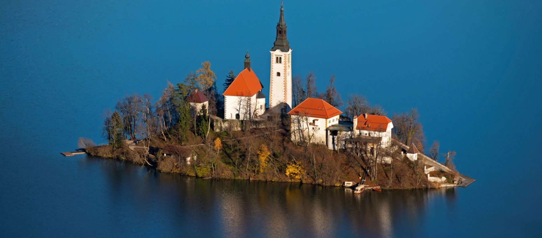 Discover the wonders of Lake Bled.