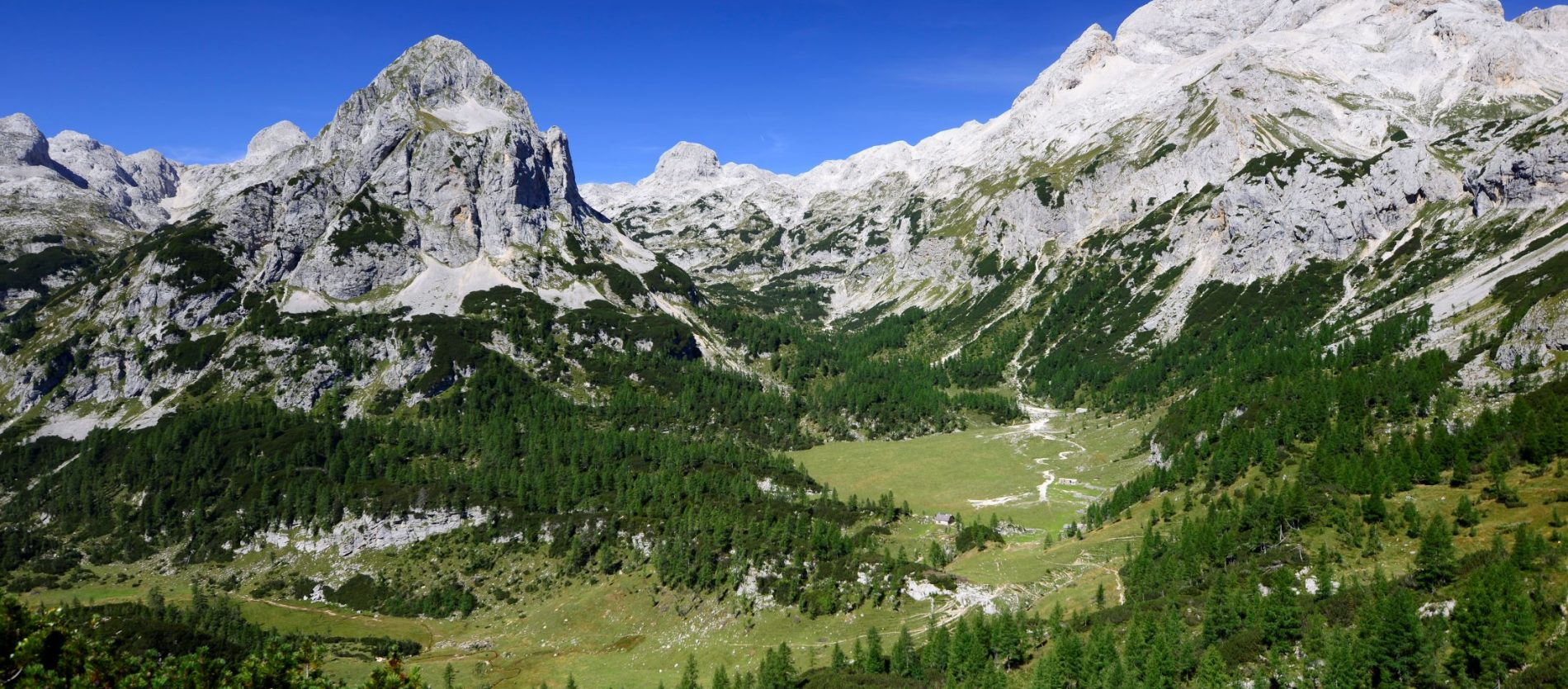 Explore the world of the Julian Alps.